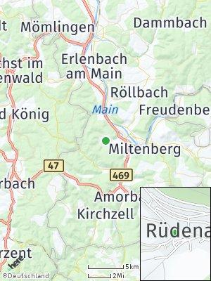 Here Map of Rüdenau