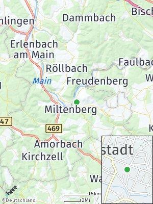 Here Map of Bürgstadt