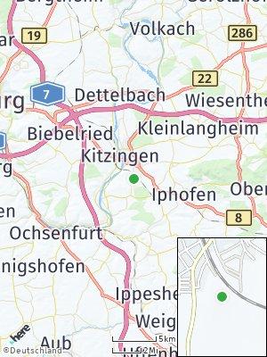 Here Map of Sickershausen
