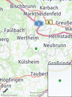Here Map of Mittelhof