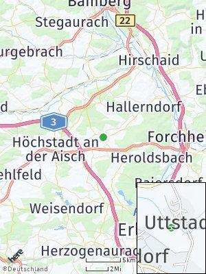Here Map of Adelsdorf