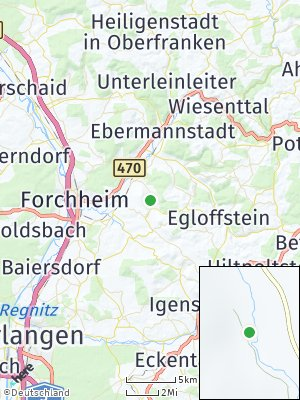 Here Map of Leutenbach