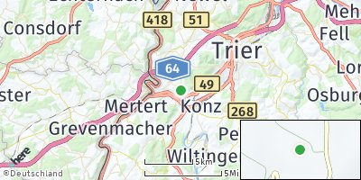 Google Map of Igel