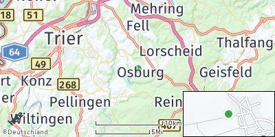 Google Map of Osburg