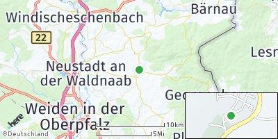 Google Map of Floß