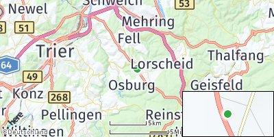 Google Map of Thomm
