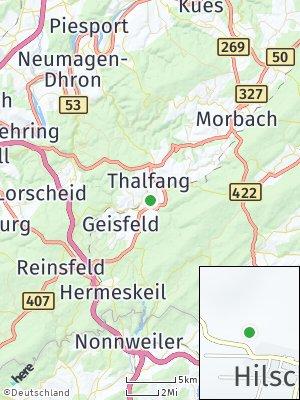 Here Map of Hilscheid