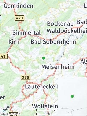 Here Map of Bärweiler