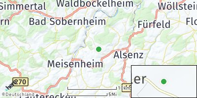 Google Map of Lettweiler