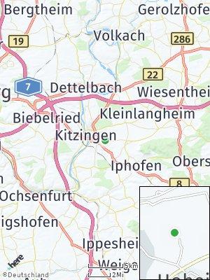 Here Map of Hoheim