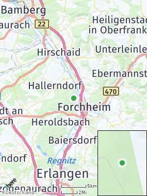 Here Map of Buckenhofen