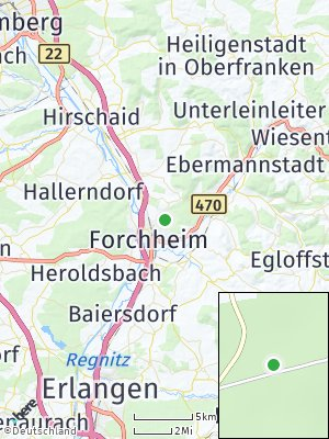 Here Map of Serlbach