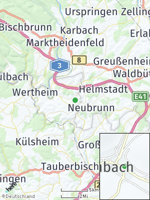 Here Map of Kembach