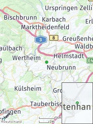 Here Map of Dietenhan