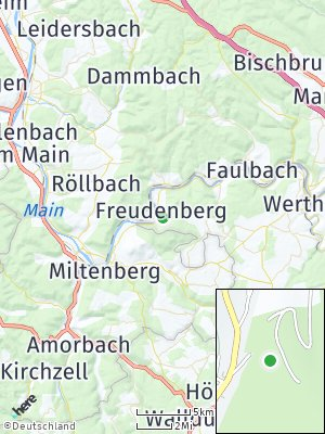Here Map of Freudenberg