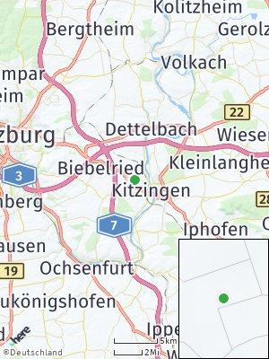 Here Map of Buchbrunn