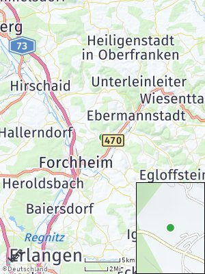 Here Map of Weilersbach