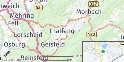 Google Map of Thalfang