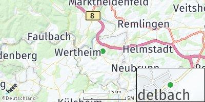 Google Map of Lindelbach