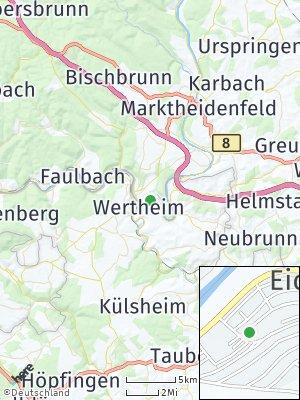 Here Map of Hofgarten