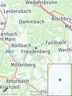 Here Map of Collenberg
