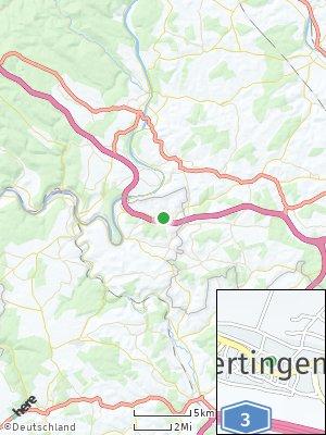 Here Map of Dertingen