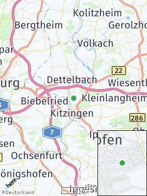 Here Map of Albertshofen