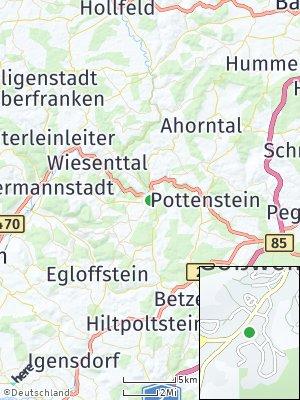 Here Map of Gößweinstein