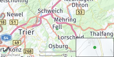 Google Map of Fell