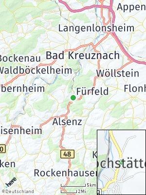Here Map of Hochstätten