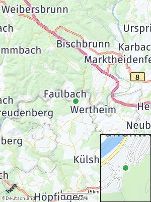 Here Map of Grünenwört