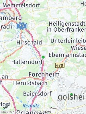 Here Map of Eggolsheim
