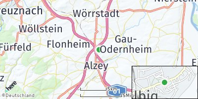 Google Map of Albig