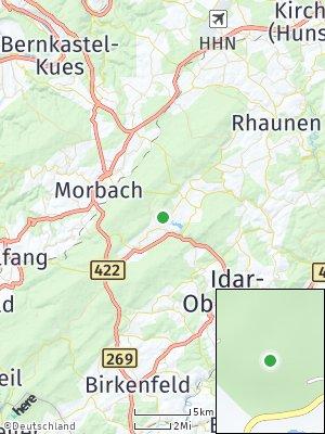 Here Map of Sensweiler