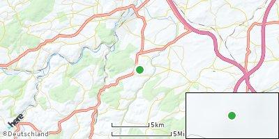 Google Map of Fürfeld