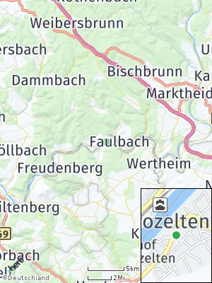 Here Map of Mondfeld