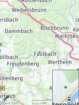 Here Map of Stadtprozelten