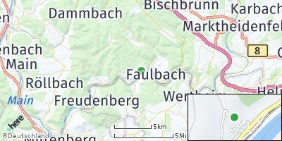 Google Map of Stadtprozelten