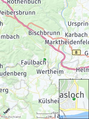 Here Map of Hasloch