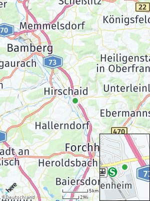 Here Map of Altendorf