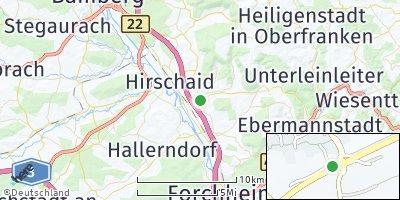 Google Map of Buttenheim