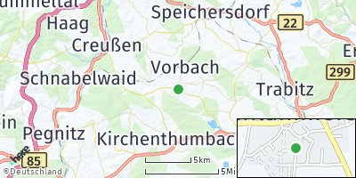Google Map of Schlammersdorf