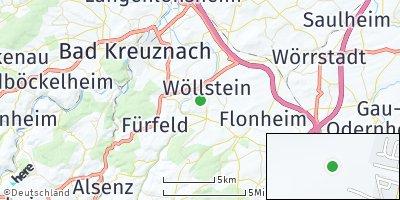 Google Map of Siefersheim