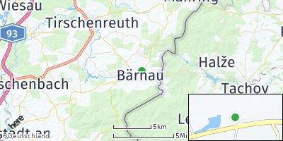 Google Map of Bärnau
