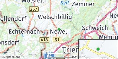 Google Map of Newel