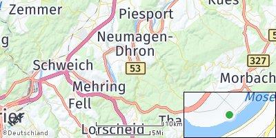 Google Map of Trittenheim