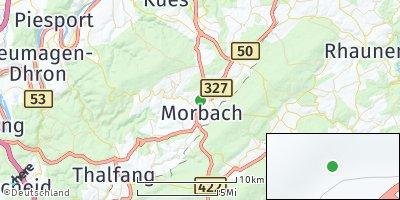 Google Map of Morbach