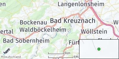 Google Map of Hüffelsheim