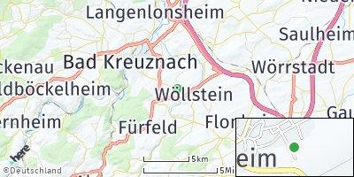 Google Map of Volxheim