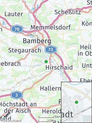Here Map of Pettstadt